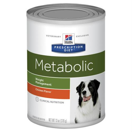 Hills Prescription Diet Metabolic Weight Management Canned Dog Food...