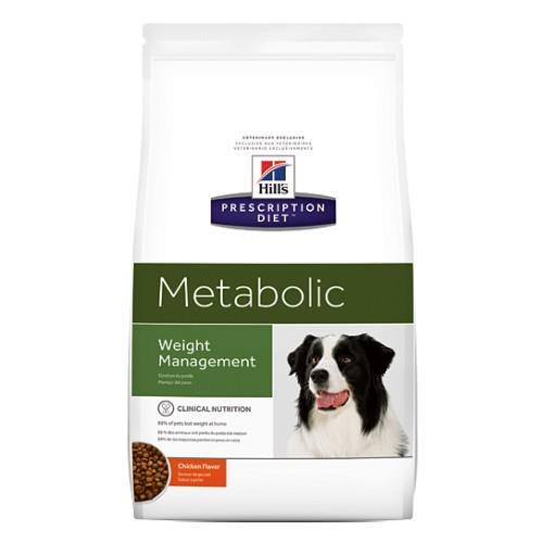 Hills Prescription Diet Metabolic Weight Management Dry Dog Food...