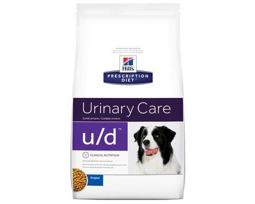 Hill's Prescription Diet U/d Urinary Care Dry Dog Food Original 12.5kg