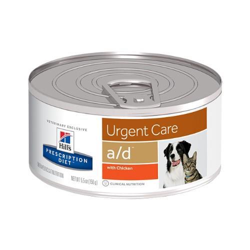 Hills Prescription Diet a/d Urgent Care Canine/Feline 24x156g