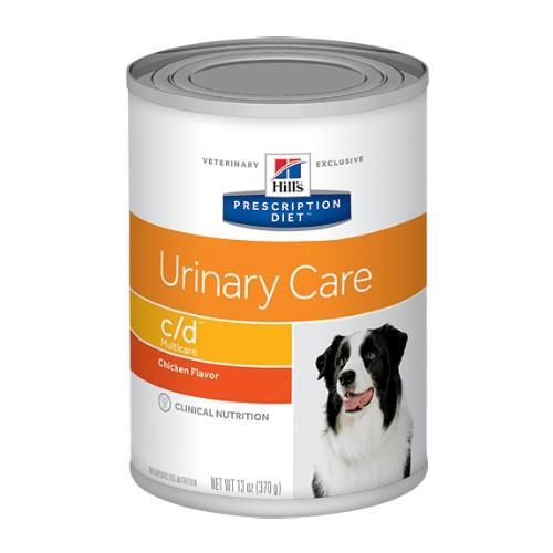 Hills Prescription Diet c/d Multicare Urinary Care Canned Dog Food...