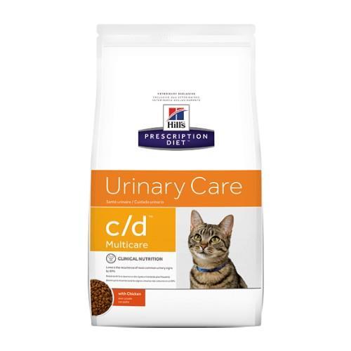 Hills Prescription Diet c/d Multicare Urinary Care Dry Cat Food 6kg