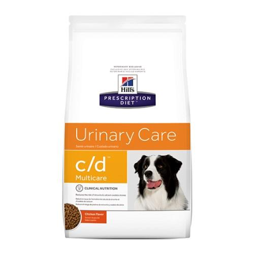 Hills Prescription Diet c/d Multicare Urinary Care Dry Dog Food 7.98kg