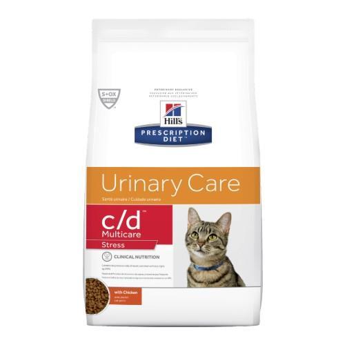 Hills Prescription Diet c/d Multicare Urinary Stress Dry Cat Food...