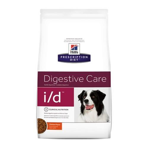 Hills Prescription Diet i/d Digestive Care Dry Dog Food 3.85kg
