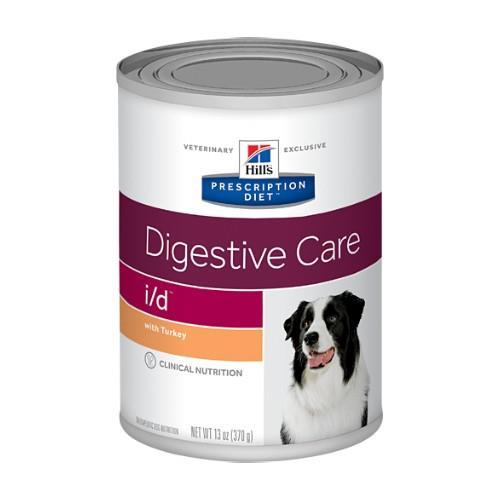 Hills Prescription Diet i/d Digestive Care Turkey Canned Dog Food...