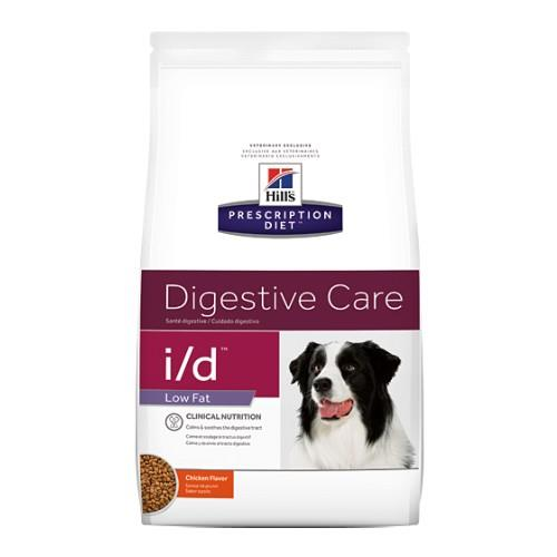 Hills Prescription Diet i/d Low Fat Digestive Care Dry Dog Food 3.85kg