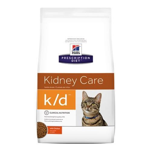 Hills Prescription Diet k/d Kidney Care Dry Cat Food 1.8kg