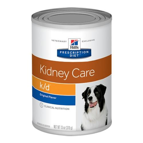 Hills Prescription Diet k/d Kidney Care with Chicken Canned Dog...