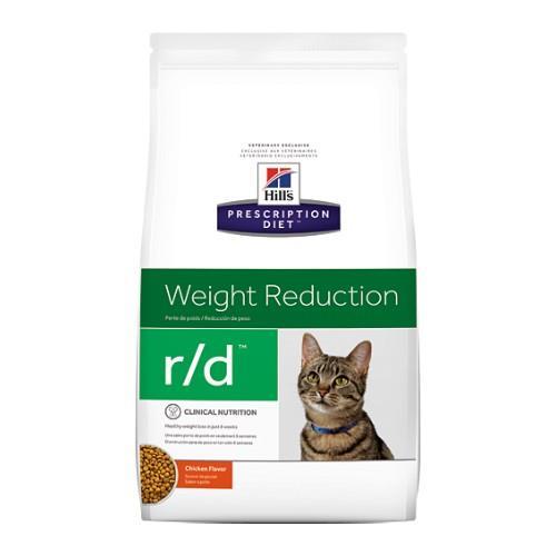 Hills Prescription Diet r/d Weight Reduction Dry Cat Food 3.9kg