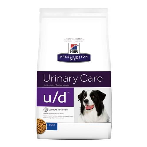 Hills Prescription Diet u/d Urinary Care Dry Dog Food 3.85kg