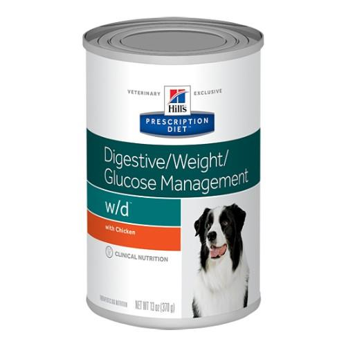 Hills Prescription Diet w/d Digestive Weight Glucose Management......