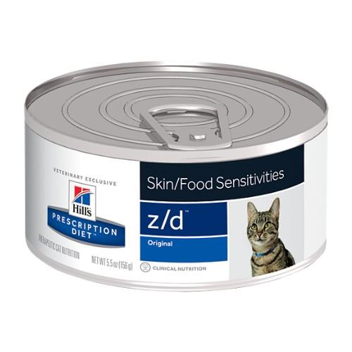 Hills Prescription Diet z/d Skin and Food Sensitivities Canned...