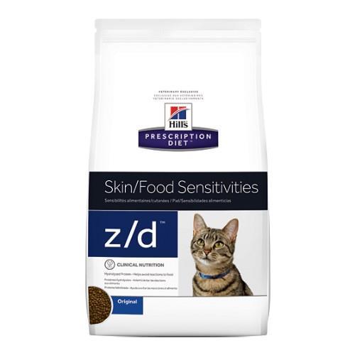 Hills Prescription Diet z/d Skin and Food Sensitivities Dry Cat...