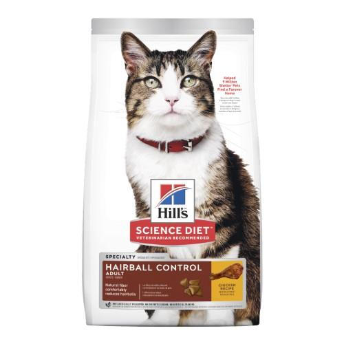 Hills Science Diet Adult Cat Hairball Control 4kg