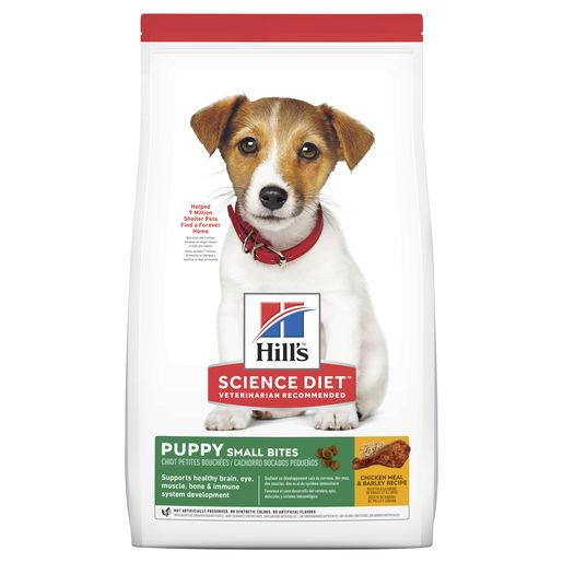 Hill's Science Diet Puppy Small Bites Dry Dog Food 7.03kg