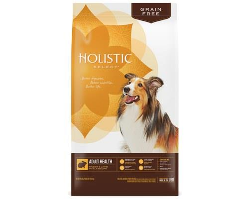 Holistic Select Grain Free Dry Dog Food Rabbit And Lamb Adult 10.88kg