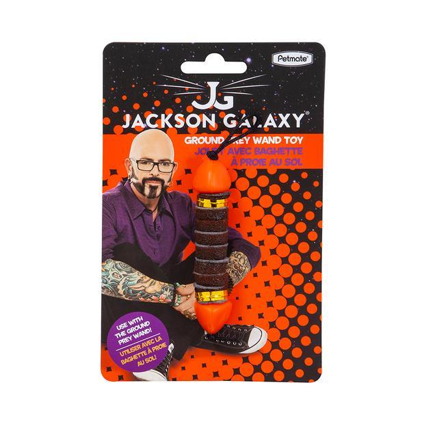 Jackson Galaxy Ground Prey Toy Each