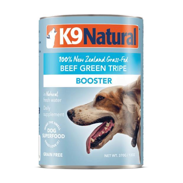 K9 Natural Beef Green Tripe Wet Dog Food Supplement 24 X 170g