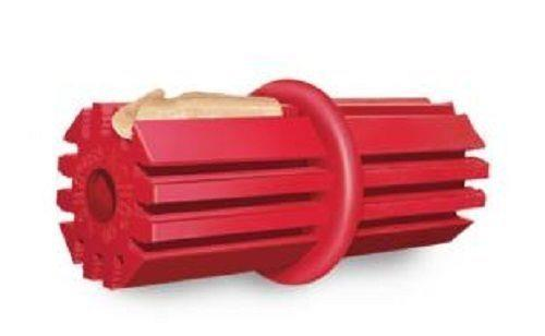 KONG Dental Stick Treat Dispensing Non-Toxic Rubber Toy for Dogs - Medium