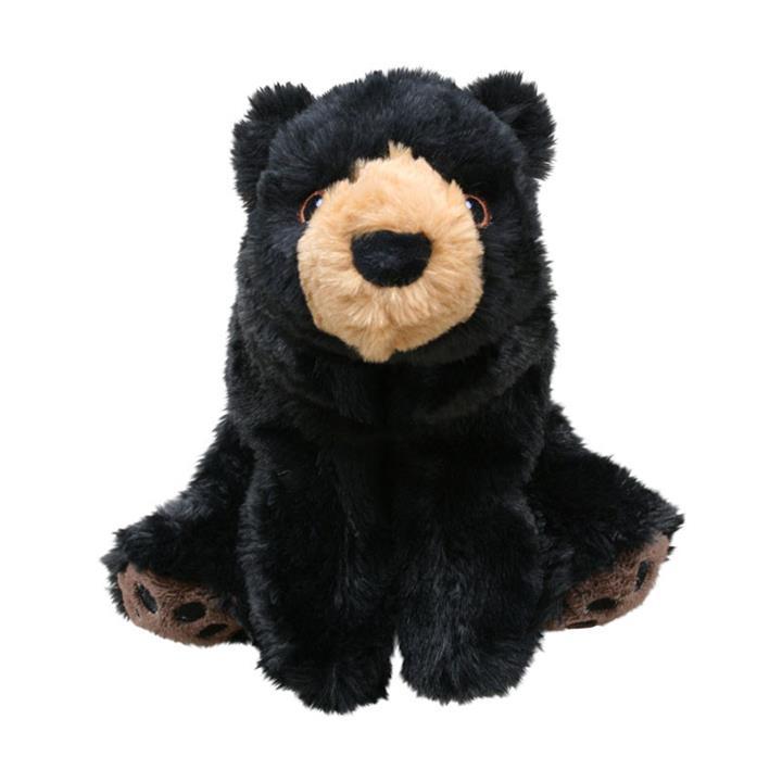 KONG Dog Toy Comfort Kiddos Bear