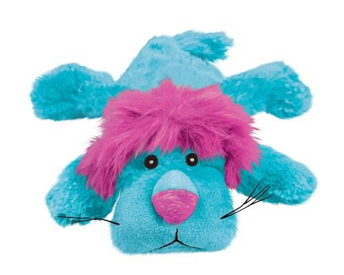KONG Dog Toy Cozie King Lion Small