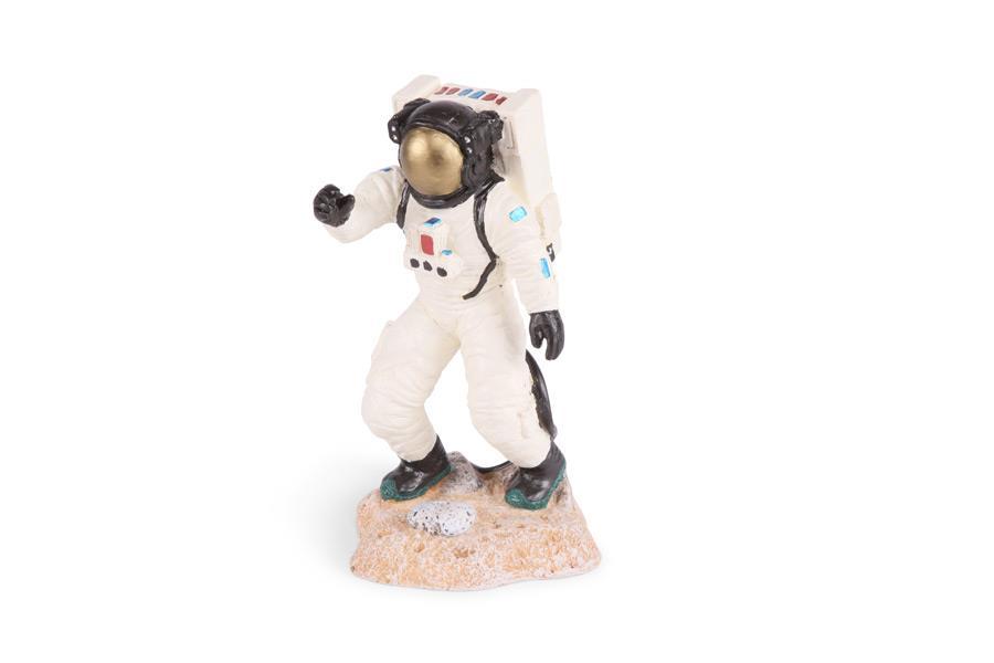 Kazoo Aquarium Ornament Walking Astronaut Medium