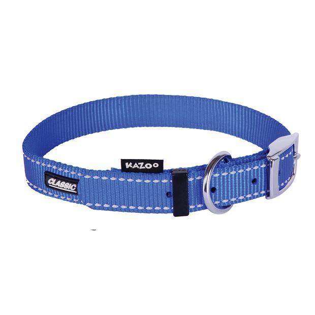 Kazoo Collar Classic Blue X Large