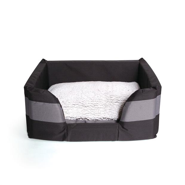 Kazoo Dog Bed Cave Large