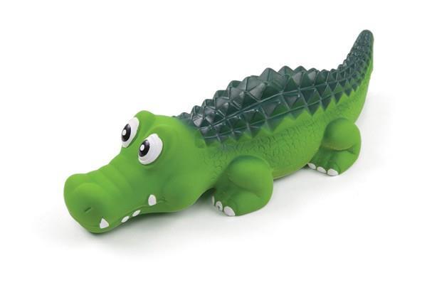 Kazoo Large Latex Crocodile