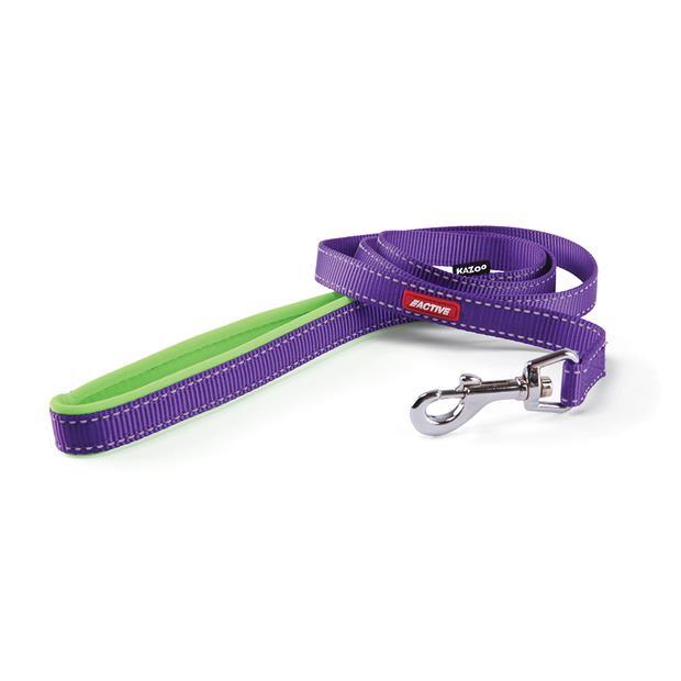 Kazoo Lead Active Purple Small