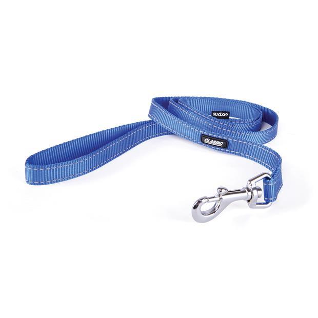 Kazoo Lead Classic Blue Medium
