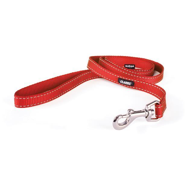 Kazoo Lead Classic Red Large