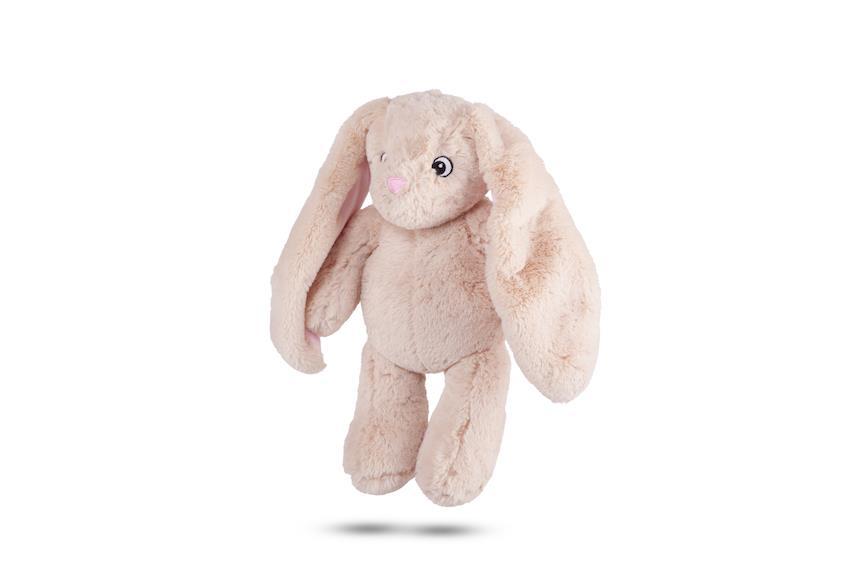 Kazoo Long Eared Bunny Furries Dog Toy Medium