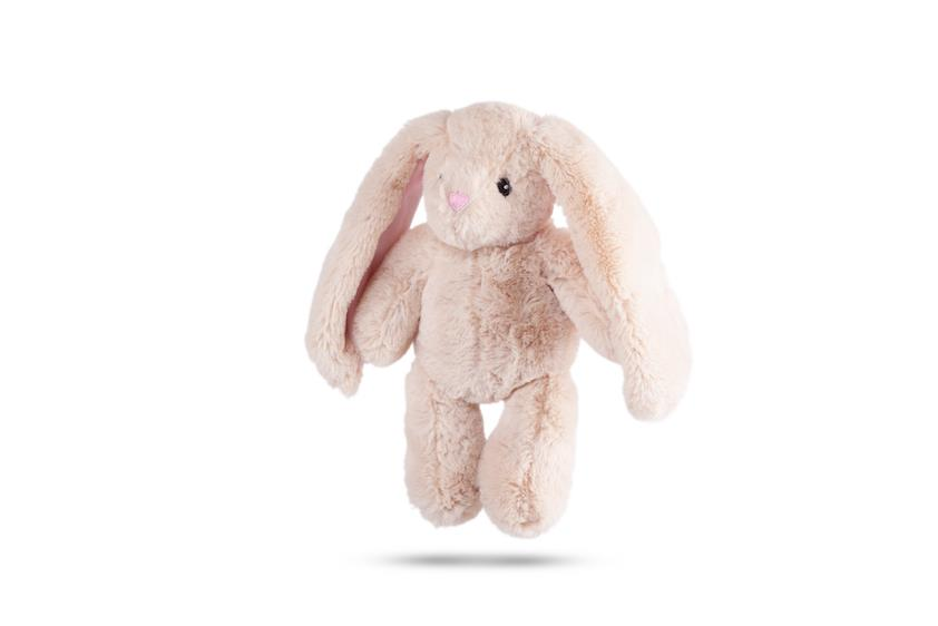Kazoo Long Eared Bunny Furries Dog Toy
