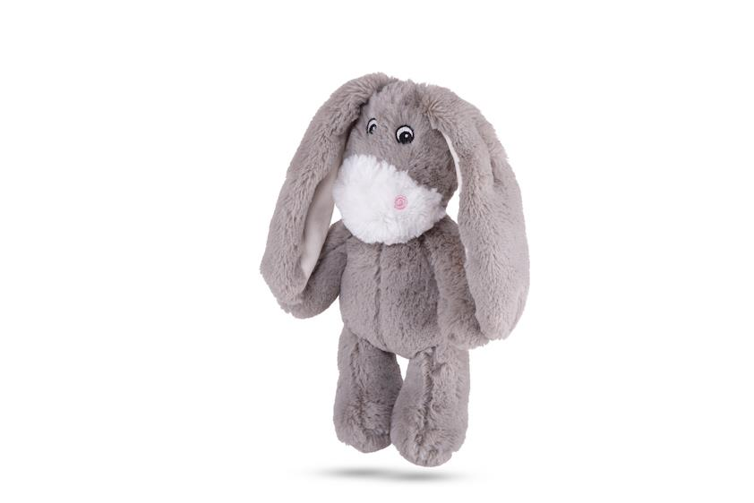 Kazoo Long Eared Donkey Furries Dog Toy Large
