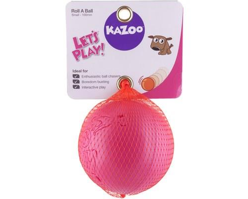 Kazoo Roll A Ball Pink Small 10cm