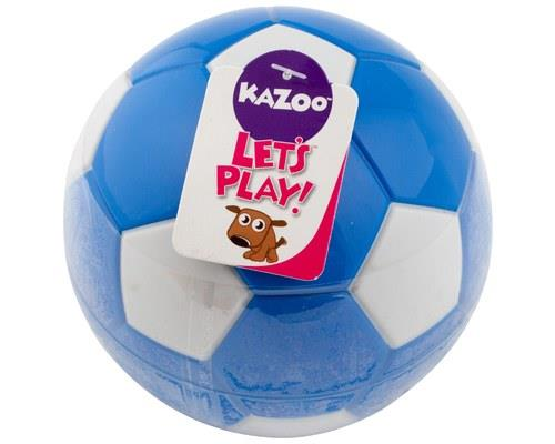 Kazoo Soccer Treat Ball Red/white/blue 12cm