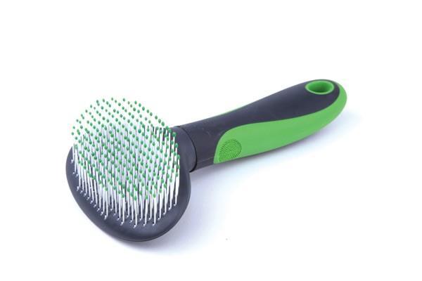 Kazoo Soft Cat Slicker Brush