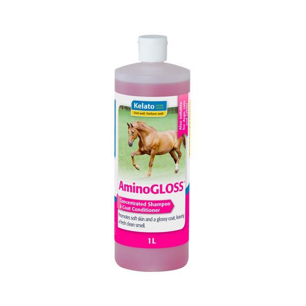 Kelato Aminogloss Concentrated Shampoo And Conditioner 1L
