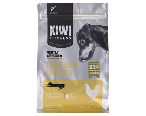 Kiwi Kitchens Dog Gently Air Dried Chicken Dinner 1kg