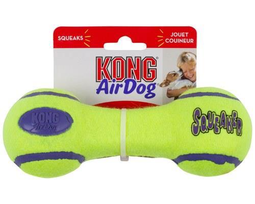 Kong Airdog Squeaker Dumbbell Medium