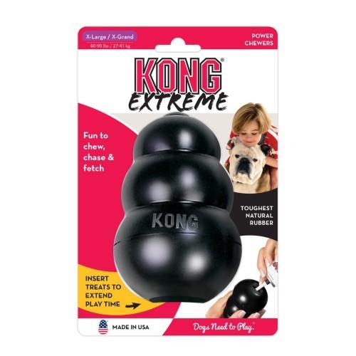 Kong Extreme Black X Large