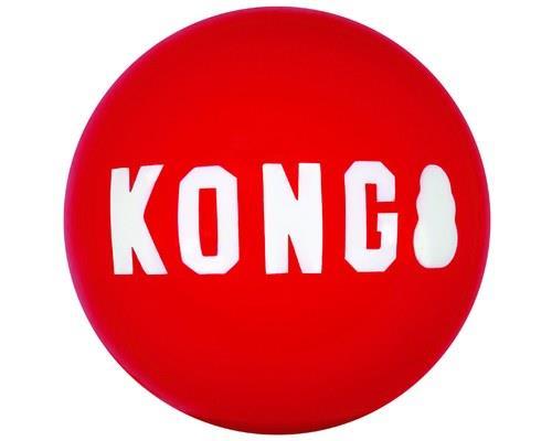 Kong Signature Ball Small 2 Pack