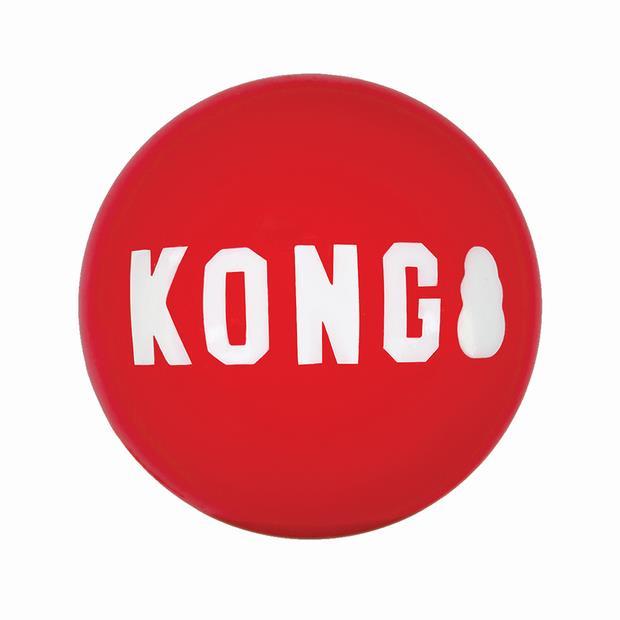 Kong Signature Balls Large (2 Pack)