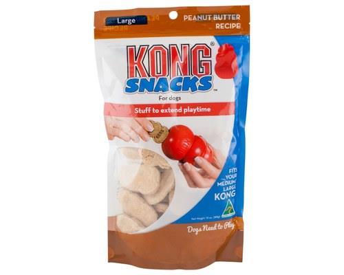 Kong Snacks Peanut Butter Recipe Large