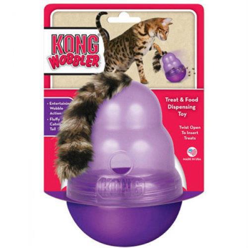 Kong Wobbler for Cats