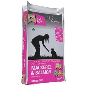 Meals For Meows Cat Grain Free Mackerel & Salmon Cat Food 9kg