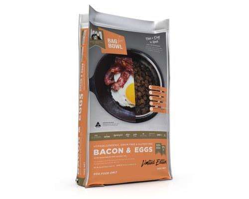 Meals For Mutts Bacon & Egg Grain Free Dry Dog Food 14kg