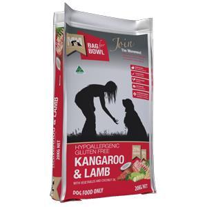 Meals For Mutts Kangaroo & Lamb Dog Food